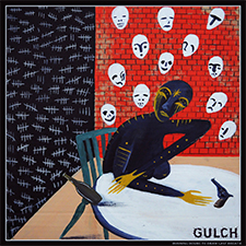 Gulch - Burning Desire to Draw Last Breath